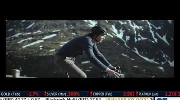 Invesco PowerShares TV Spot, 'Bike Ride' - Thumbnail 7