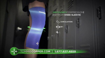 Tommie Copper TV Spot, 'Recovery' - Thumbnail 3