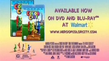 The Hero of Color City DVD and Blu-ray TV Spot - Thumbnail 8