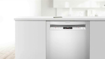 Bosch TV Spot, 'Quietest Dishwasher in the U.S.' - Thumbnail 1