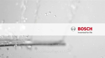 Bosch TV Spot, 'Quietest Dishwasher in the U.S.' - Thumbnail 10