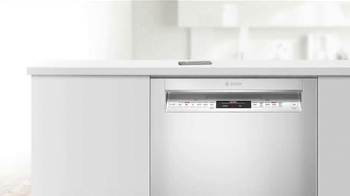 Bosch TV Spot, 'Quietest Dishwasher in the U.S.'