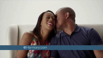 eHarmony Free Communication Weekend TV Spot, 'Something Exciting for You' - Thumbnail 2