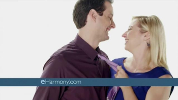 eHarmony Free Communication Weekend TV Spot, 'Something Exciting for You' - Thumbnail 6