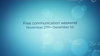 eHarmony Free Communication Weekend TV Spot, 'Something Exciting for You' - Thumbnail 7