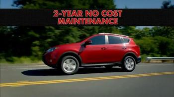 Toyota Black Friday Event TV Spot, 'Everything's Turning Black' - Thumbnail 7