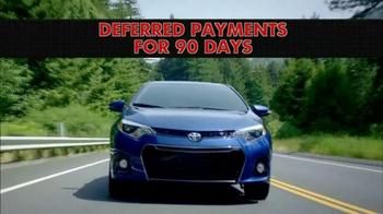Toyota Black Friday Event TV Spot, 'Everything's Turning Black' - Thumbnail 8