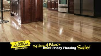 Lumber Liquidators Black Friday FloorBuster Deals TV Spot - Thumbnail 3