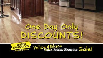Lumber Liquidators Black Friday FloorBuster Deals TV Spot - Thumbnail 4