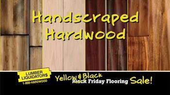 Lumber Liquidators Black Friday FloorBuster Deals TV Spot - Thumbnail 6