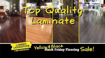 Lumber Liquidators Black Friday FloorBuster Deals TV Spot - Thumbnail 7