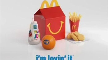 McDonald's Happy Meal TV Spot, 'Penguins of Madagascar Steal Cuties' - Thumbnail 10