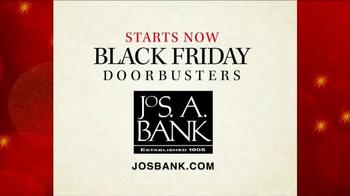 JoS. A. Bank Black Friday Doorbusters TV Spot, 'With Topcoats and Blazers' - Thumbnail 10
