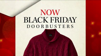 JoS. A. Bank Black Friday Doorbusters TV Spot, 'With Topcoats and Blazers' - Thumbnail 9