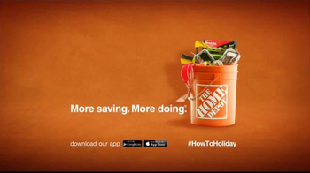 The Home Depot Black Friday TV Spot, 'This Thanksgiving' - Thumbnail 10