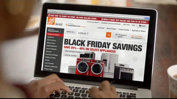The Home Depot Black Friday TV Spot, 'This Thanksgiving' - Thumbnail 4