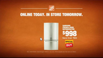 The Home Depot Black Friday TV Spot, 'This Thanksgiving' - Thumbnail 6