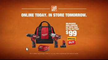 The Home Depot Black Friday TV Spot, 'This Thanksgiving' - Thumbnail 7