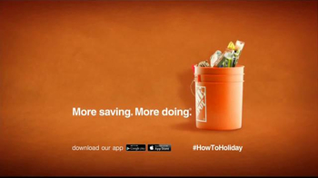 The Home Depot Black Friday TV Spot, 'This Thanksgiving' - Thumbnail 9