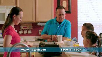 ITT Technical Institute TV Spot, 'Augustine Lopez'