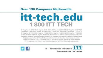 ITT Technical Institute TV Spot, 'Augustine Lopez' - Thumbnail 9