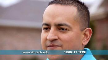 ITT Technical Institute TV Spot, 'Augustine Lopez' - Thumbnail 4