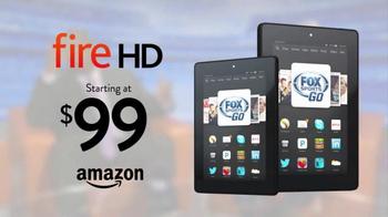 Amazon Fire HD TV Spot, 'NFL Pregame Show' Featuring Jimmy Johnson - Thumbnail 8