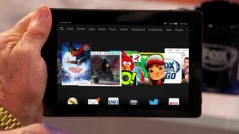 Amazon Fire HD TV Spot, 'NFL Pregame Show' Featuring Jimmy Johnson - Thumbnail 3