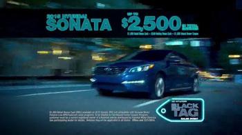 Hyundai Black Tag Sales Event TV Spot, 'Biggest Deals: Final Days' - Thumbnail 6