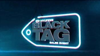 Hyundai Black Tag Sales Event TV Spot, 'Biggest Deals: Final Days' - Thumbnail 9