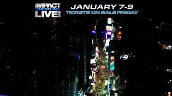 Impact Wrestling Live! TV Spot, 'Tickets' - Thumbnail 1