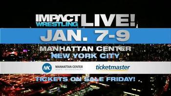 Impact Wrestling Live! TV Spot, 'Tickets' - Thumbnail 10