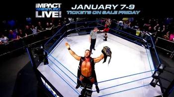 Impact Wrestling Live! TV Spot, 'Tickets' - Thumbnail 2
