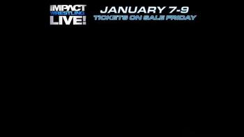 Impact Wrestling Live! TV Spot, 'Tickets' - Thumbnail 3