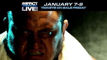 Impact Wrestling Live! TV Spot, 'Tickets' - Thumbnail 4