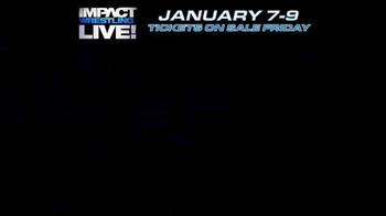 Impact Wrestling Live! TV Spot, 'Tickets' - Thumbnail 5