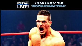 Impact Wrestling Live! TV Spot, 'Tickets' - Thumbnail 6