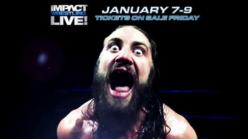 Impact Wrestling Live! TV Spot, 'Tickets'