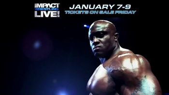 Impact Wrestling Live! TV Spot, 'Tickets' - Thumbnail 9