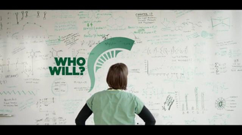 Michigan State University TV Spot, 'Spartans Will: Courage' - Thumbnail 10
