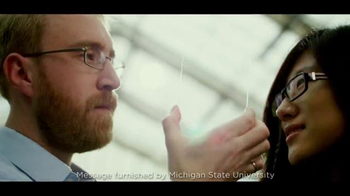 Michigan State University TV Spot, 'Spartans Will: Courage' - Thumbnail 8