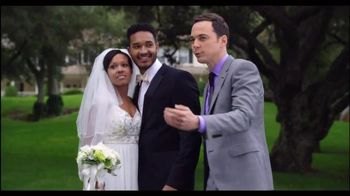 Intel RealSense TV Spot, 'Wedding' Featuring Jim Parsons - 1571 commercial airings