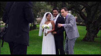 Intel RealSense TV Spot, 'Wedding' Featuring Jim Parsons - Thumbnail 2
