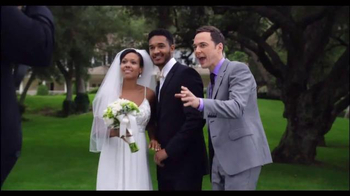 Intel RealSense TV Spot, 'Wedding' Featuring Jim Parsons - Thumbnail 3