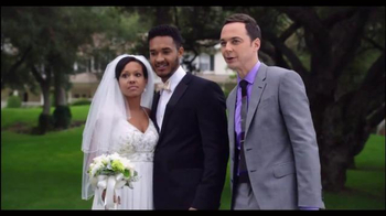 Intel RealSense TV Spot, 'Wedding' Featuring Jim Parsons - Thumbnail 5