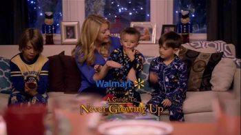 Walmart TV Spot, 'Flying Fairy As Seen During Peter Pan Live' - 2 commercial airings