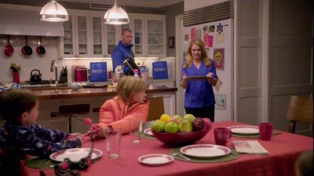 Walmart TV Commercial, 'Dessert for Dinner As Seen During Peter Pan Live'