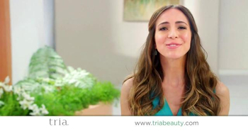 Tria Hair Removal Laser TV Spot, 'Lifetime of Smooth Skin' - Thumbnail 7