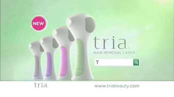Tria Hair Removal Laser TV Spot, 'Lifetime of Smooth Skin' - Thumbnail 9