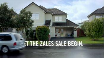 Zales Sale TV Spot, 'Reverse: 40% to 50% Off' - Thumbnail 5
